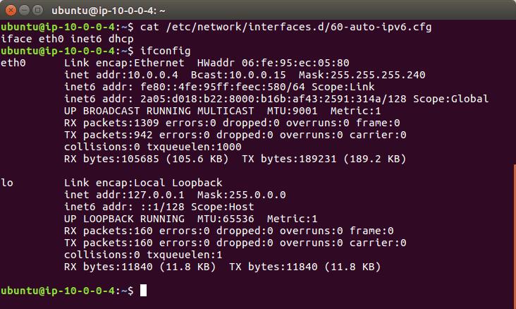 A configured Ubuntu 16 server
